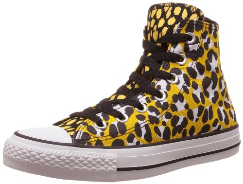 Converse Chuck Taylor All Star -Fresh Colors Limited Edition , Unisex - Erwachsene Sneakers, Mehrfarbig (OLD GOLD / BLACK / WHITE ), 40 EU(7 UK)