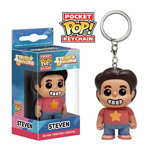 Funko Steven Universe POP! Animation Steven Keychain [Glows-in-the-Dark]