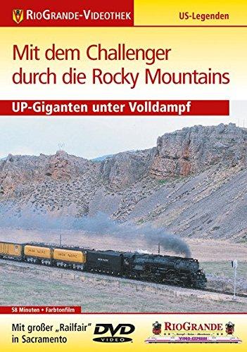 Mit dem Challenger durch die Rocky Mountains - US-Giganten unter Volldampf