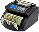 ZZap NC20i Bill Counter & Counterfeit Detector - Money Cash Currency Machine