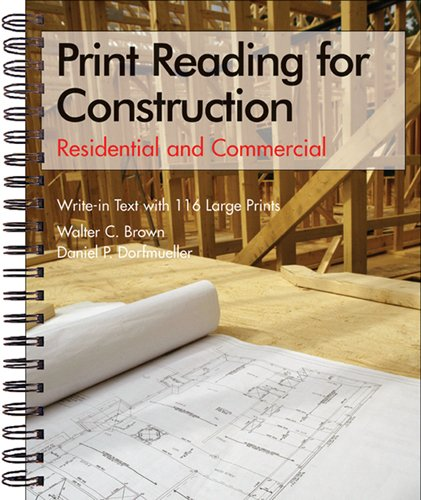 Print Reading for Construction: Residential and Commercial Set