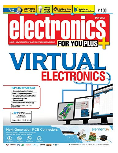 Electronics For You, May 2015 (English Edition)
