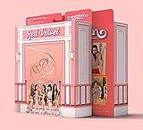 RED VELVET 6th Mini Queendom Album [Versión Girls] CD + paquete + funda + póster plegable (On Pack)+Photo card+Lyrics Book+Postcard+Envelope+Pegatinas Set+Special Card+(Extra 5 Photocards)