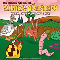 Die kleine Schnecke Monika Haeuschen 23: Warum haben Hasen lange Ohren?