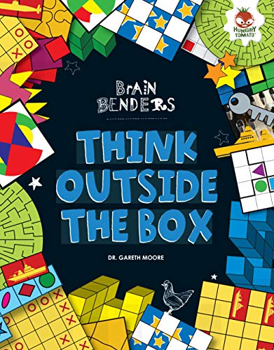 Think Outside the Box (Brain Benders) (English Edition)