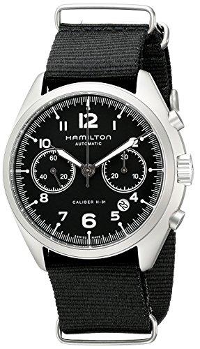 Hamilton  Khaki, Luftfahrt-Edelstahl 1