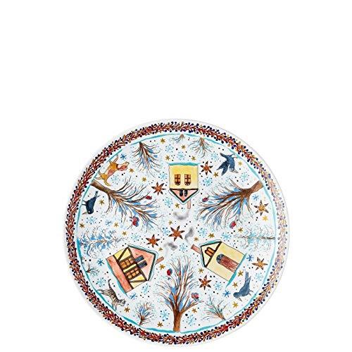 Hutschenreuther Sammelserie 2020 Weihnachtsbäckerei II Teller flach 22cm