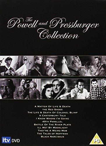 Powell and Pressburger Boxset [11 DVDs] [UK Import]