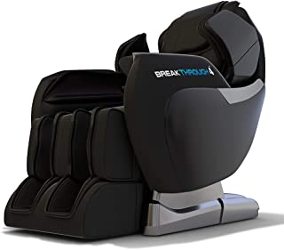Medical Breakthrough 4 v2 Recliner Massage Chair | Full Body Shiatsu Heated Massage Chair | Zero Gravity Electric Recliner | Foot Rollers, Calf, Arms, Shoulder, Neck & Back Massager - (Black)