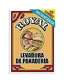 Royal Levadura de Panadería Instantánea en Formato Polvo 5 Sobres, 27.5g