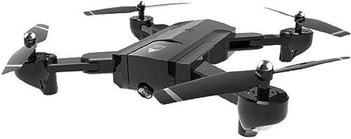 GG-Drone Drohne Hd Luftbildfotografie Quadrocopter Brushless-Motor Super Material Resistent Gegen Aufprall Und Overspeed Control schwarz Control
