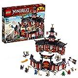 LEGO Ninjago - Monasterio del Spinjitzu, juguete...