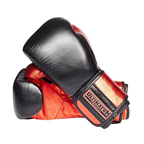 Ultimatum Boxing Professional Training Gloves Gen3Pro Code Red (16Oz)