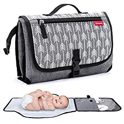 The 10 Best Diaper Bag With Changing Pads