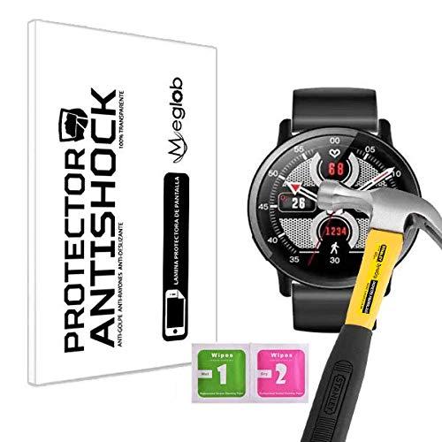 Protector de Pantalla Anti-Shock Anti-Golpe Anti-arañazos Compatible con Lemfo LEM X