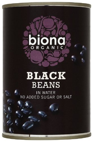 Biona Organic - Canned Black Beans - 400g