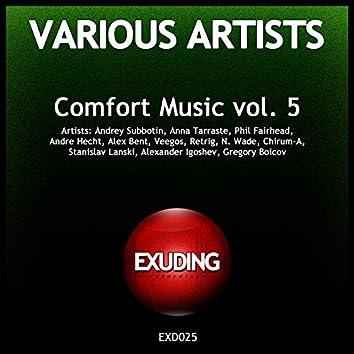 Comfort Music,  Vol. 5