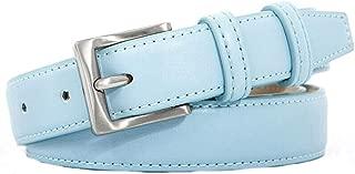 Women'S Belt Silver Pin Buckle Decorative Thin Belt Belt Casual Belt