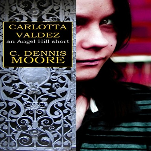Carlotta Valdez audiobook cover art