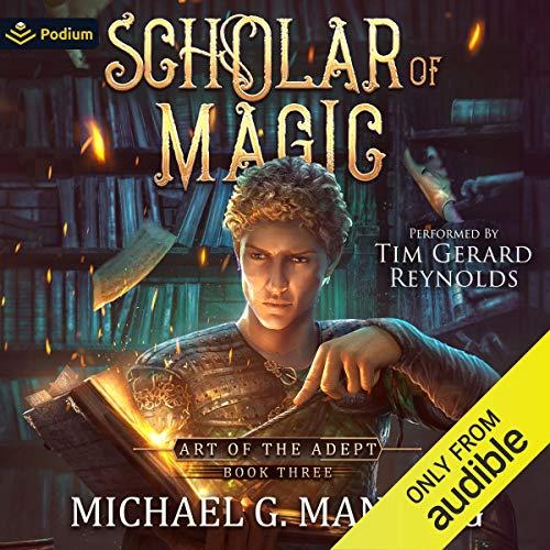 Scholar of Magic cover art
