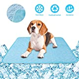 Best Cooling Pad For Dogs - KALINCO Cooling Mat Pet for Dogs Cats, Self Review