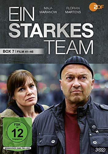 Ein starkes Team - Box 7 (Film 41-46) [3 DVD]
