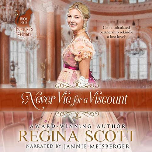 Never Vie for a Viscount cover art