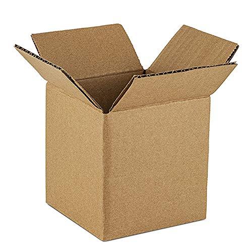 Jorzer Große Umzugskartons 53x29x37cm Verpackung Kartons, Starke Karton Lagerung Verpackung Haus Kästen