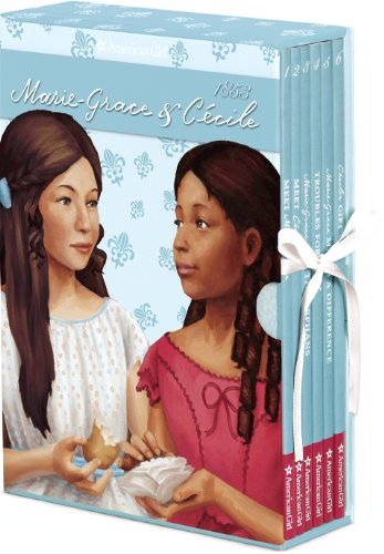Cecile and  Marie-Grace PB Box Set (American Girl)