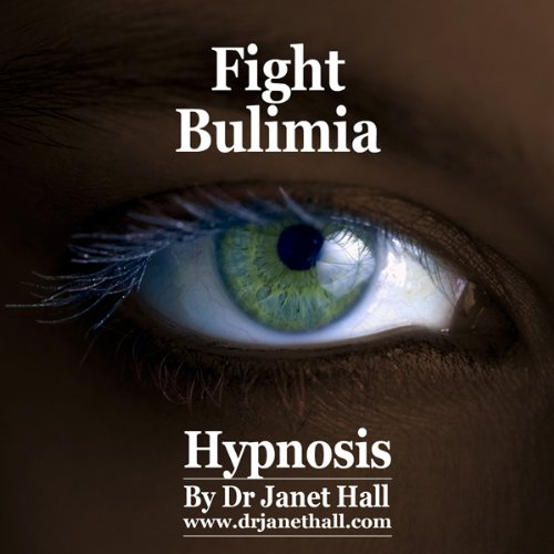 Fight Bulimia with Hypnosis audiobook cover art