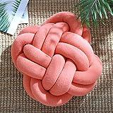 Geknotetes Kissen New Sofa Kissen Büro Siesta Craft Kissen, Acryl- und Polyesterfaser., Fallend...