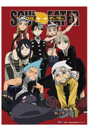 Great Eastern Entertainment Soul Eater Wall Scroll, 33 von Blumenkasten