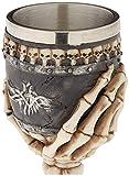 Immagine 1 skeleton arm goblet decorative only