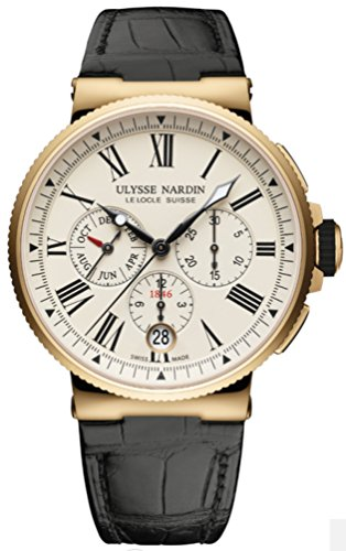 Ulysse Nardin Marine Marine Chronograph Rose Gold 1532-150/40