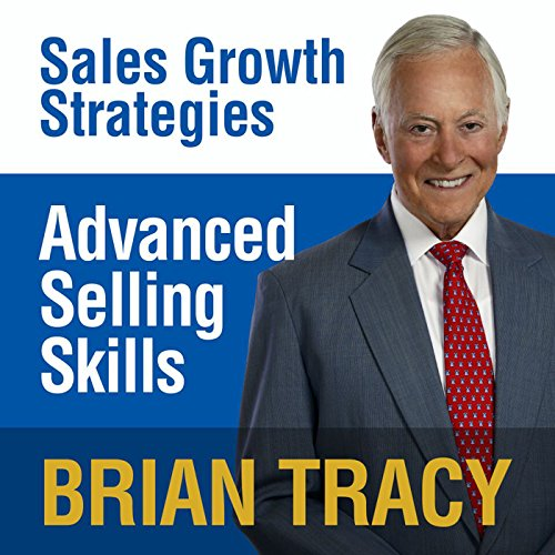 Advanced Selling Skills cover art