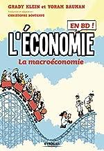 L'économie en BD - La macroéconomie de Christophe Bontemps