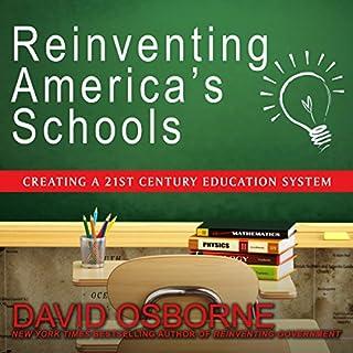 Reinventing America's Schools cover art