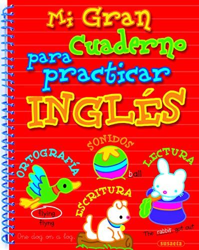 Mi Gran Cuaderno practicar Inglés Gran