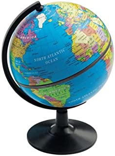 "Edu-Toys 5"" Desktop Political Globe"