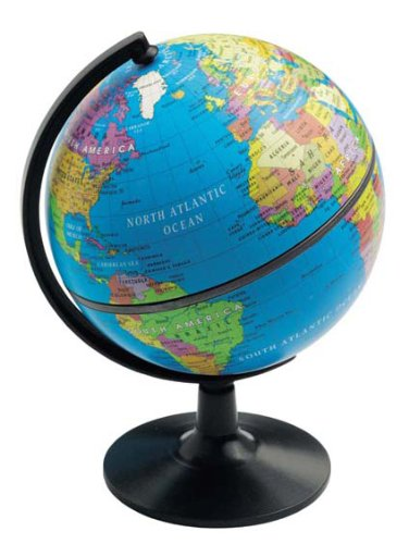 Edu-Toys 5' Desktop Political Globe