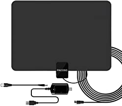 【2019 Latest】PACOSO 65-100 Miles Digital Amplified HD TV...