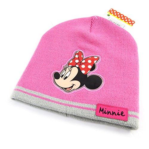 Minnie [L7845 - Bonnet Enfant Rose