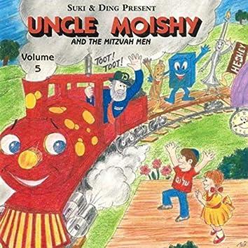 Uncle Moishy, Vol. 5