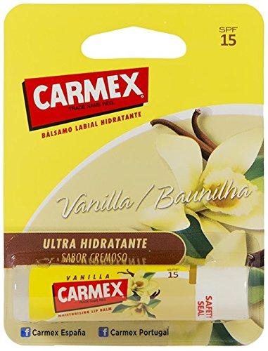 Carmex COS 013 Bálsamo labial - 1 stick Vanille