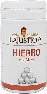 ANA MARIA LAJUSTICIA HIERRO CON MIEL 135gr.