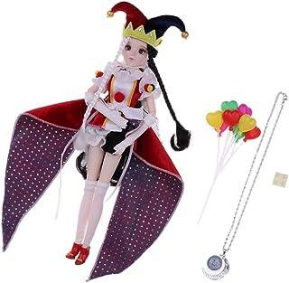 Prettyia Flexible Muñeca de Tarot de 14 Articulaciones Juegos Pretender Niños Regalo de Cumpleaños - The Fool