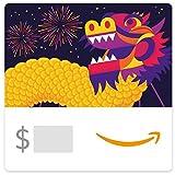 Amazon Gift Card - Chinese New Year
