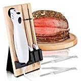 Electric Carving Slicer Kitchen Knife - Portable Electrical Food...
