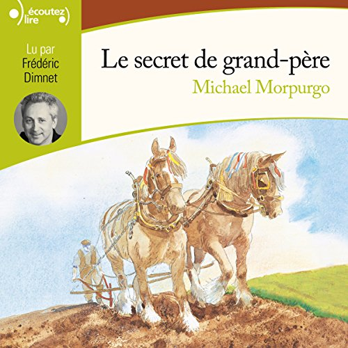 Couverture de Le secret de grand-père