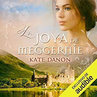 La Joya de Meggernie [The Jewel of Meggernie] audiobook cover art
